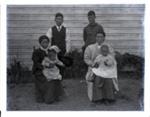 Family Portrait: Yuso Adachi and Kataro Kadonaga; Aitken, John; 2017.1.020
