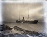 Kinkonmaru aground in the Bell Chain Islands; Aitken, John; 2017.1.070
