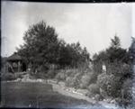 House and yard; Aitken, John; 2017.1.027