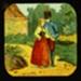Lantern Slide - 'Bingen on the Rhine', No.10, circa 1850-1880; 1850-1880; MV.MM.109825