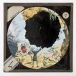 Lantern Slide - Bamforth & Co., 'Gabriel Grub', Late 19th Century; MV.MM.32039.7
