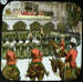 Lantern Slide - Military Procession, 1900-1920; 1900-1920; MV.MM.111644
