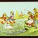 Lantern Slide - Miniature Panorama Format, Ernst Plank, Children Playing in & Around Water, 1866-1920; Ernst Plank; 1866-1920; MV.MM.108157