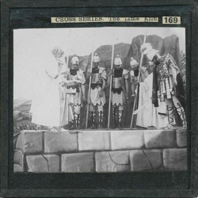 The Cross Series - partial set - slide 169/230; Limelight Department, Salvation Army, Melbourne, Australia; 1900-1908; HL.SA.00170