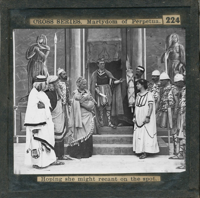 The Cross Series - partial set - slide 224/230; Limelight Department, Salvation Army, Melbourne, Australia; 1900-1908; HL.SA.00185