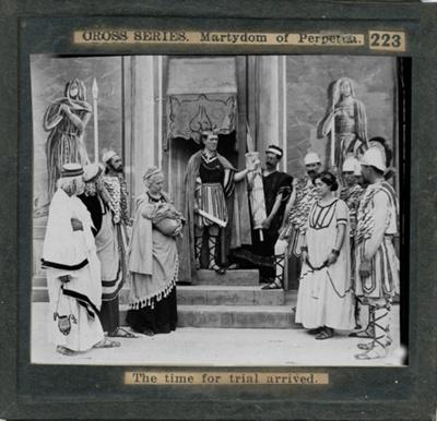 The Cross Series - partial set - slide 223/230; Limelight Department, Salvation Army, Melbourne, Australia; 1900-1908; HL.SA.00184
