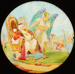Lantern Slide - The Holy War, 'Lusting Made Mayor', 1850-1910; 1850-1910; MV.MM.112693