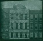 Lantern Slide - Globe Museum of Perpetual Motion, USA, circa 1880-1910; MV.MM.37392