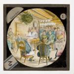 Lantern Slide - Bamforth & Co., 'Gabriel Grub', Late 19th Century; MV.MM.32039.2