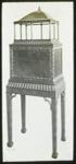 Lantern Slide - 'Pagoda Cabinet', 1909-1930; 1909-1930; MV.MM.111662
