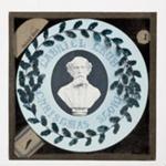 Lantern Slide - Bamforth & Co., 'Gabriel Grub', Late 19th Century; MV.MM.32039.1