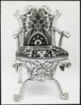 Lantern Slide - 'Kent Wallace Chair', 1909-1930; 1909-1930; MV.MM.111654