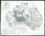 The Inlander map of Australia; Australian Inland Mission; 1922; HL.NL.16941980