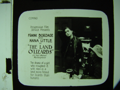 The Land O'lizards.; 1927-01-01; Ison156