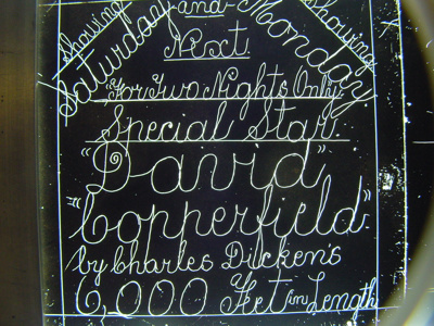 David Copperfield, Next Sat. Soot. 6000feet.; 1915-01-10; Ison125