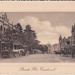 Postcard of Bourke Road, Camberwell