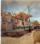 St. James Street; Alfred T. Clint 1879-1936; 1910; F148