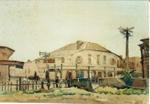 Scholer's Corner, Windsor, NSW.; Alfred T. Clint 1879-1936; 1923; F65