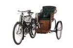 1903 Excelsior & Wicker Sidecar; Bayliss, Thomas & Company; 1903; CMM262