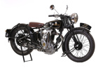1930 Sunbeam Model 9; Sunbeam Cycles; 1930; CMM291