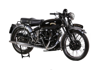 2007 Vincent Black Shadow; Vincent Owners Club Spares Co; 2007; CMM83