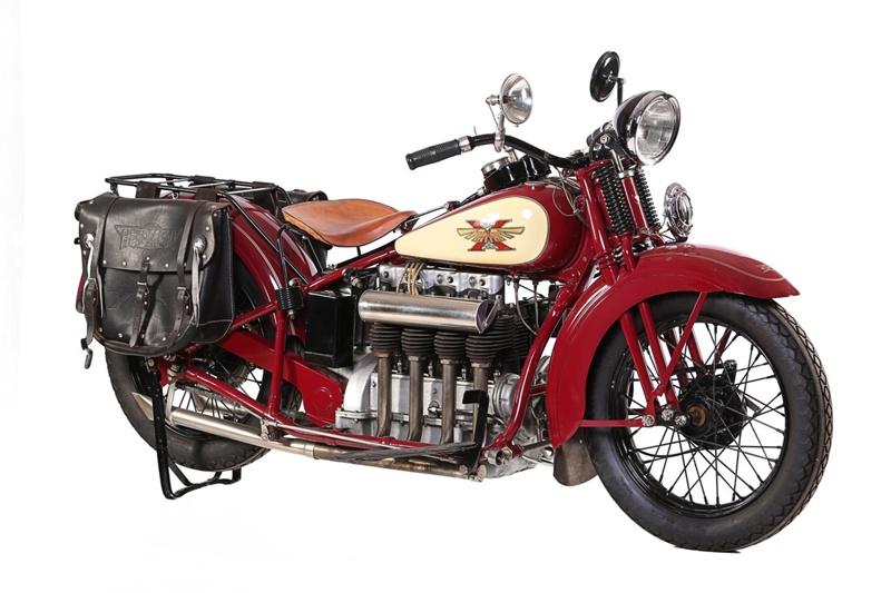 1931 Henderson KL Streamline