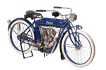 1911 Indian 7hp Twin; Indian; 1911; CMM255