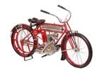 1910 Marsh Metz Belt-Drive Single; American Motorcycle Company; 1910; CMM350