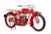 1916 Indian Powerplus  ; Hendee Manufacturing Co; 1916; CMM77