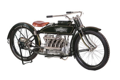 1917 Henderson Model G ; Henderson Motorcycle Co; 1917; CMM273