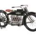 1917 Henderson Model G ; Henderson Motorcycle Co; 1917; CMM273