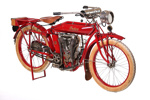 1913 Indian Big Twin; Hendee Manufacturing Co; 1913; CMM82