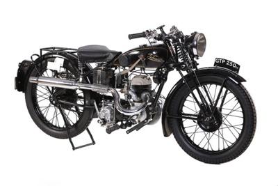 1930 Velocette GTP; Velcoe Ltd; 1930; CMM336
