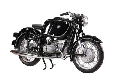 1959 BMW R69; BMW; 1959; CMM254