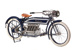 1913 Henderson Model B; Henderson Motorcycle Co; 1913; CMM347