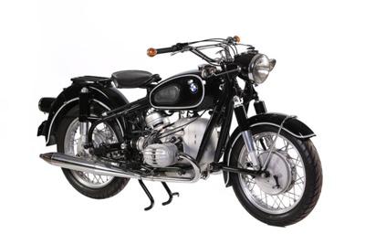 1960 BMW R50 ; BMW; 1960; CMM10