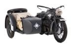 1938 Zundapp K800 & Sidecar; Zündapp; 1938; CMM66