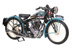 1930 New Imperial B10 Blue Prince; New Imperial Motors; 1930; CMM40