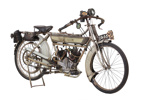1911 Royal Enfield 160 ; Enfield Cycle Co; 1911; CMM268