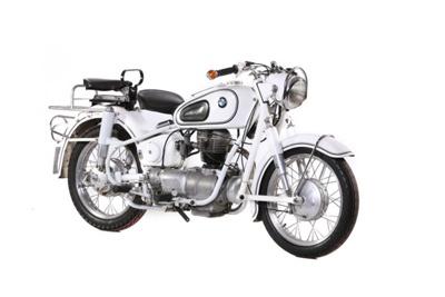 1959 BMW R26 ; BMW; 1959; CMM238