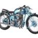 1937 OK-Supreme JAP 350; OK Supreme; 1937; CMM337