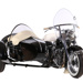 1951 Harley-Davidson FL and sidecar; Harley-Davidson; 1951; CMM245