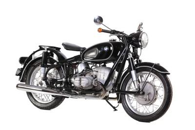 1962 BMW R69S; BMW; 1962; CMM173