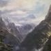 Bowen Falls, Milford Sound, Fiordland; Ivan Clarke; c. 1997; 1592