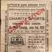 Norwich Charity Sports programmes (x9); 1919-1931; NABC.2016.006