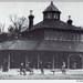 """Book or periodical illustration: """"The Refreshment Pavilion, Wanstead Park 1910""""; ARN0171"""