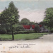 "Postcard: the Forest Keeper's Cottage, Bushwood""; ARN0002"