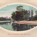 "Postcard: ""Walk in Wanstead Park, Wanstead""; ARN0306"
