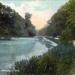 "Postcard: ""Heronry Lake, Wanstead Park""; ARN0442"