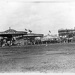 Photograph of fairground rides on Wanstead Flats; 1914; ARN0304